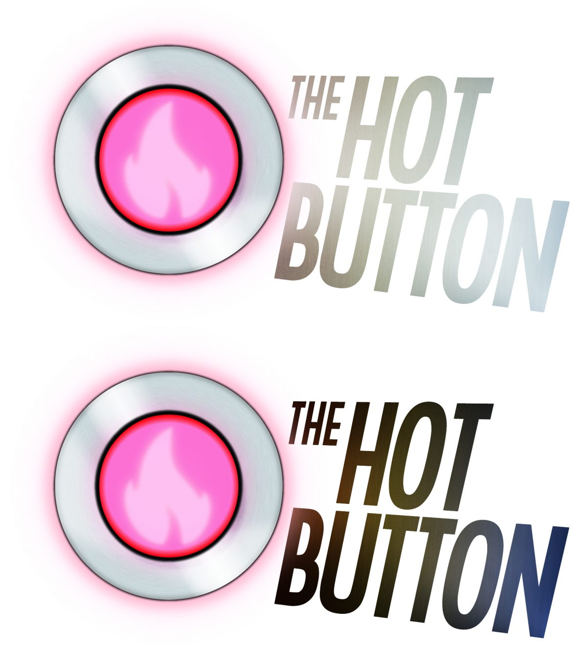 The Hot Button Logo