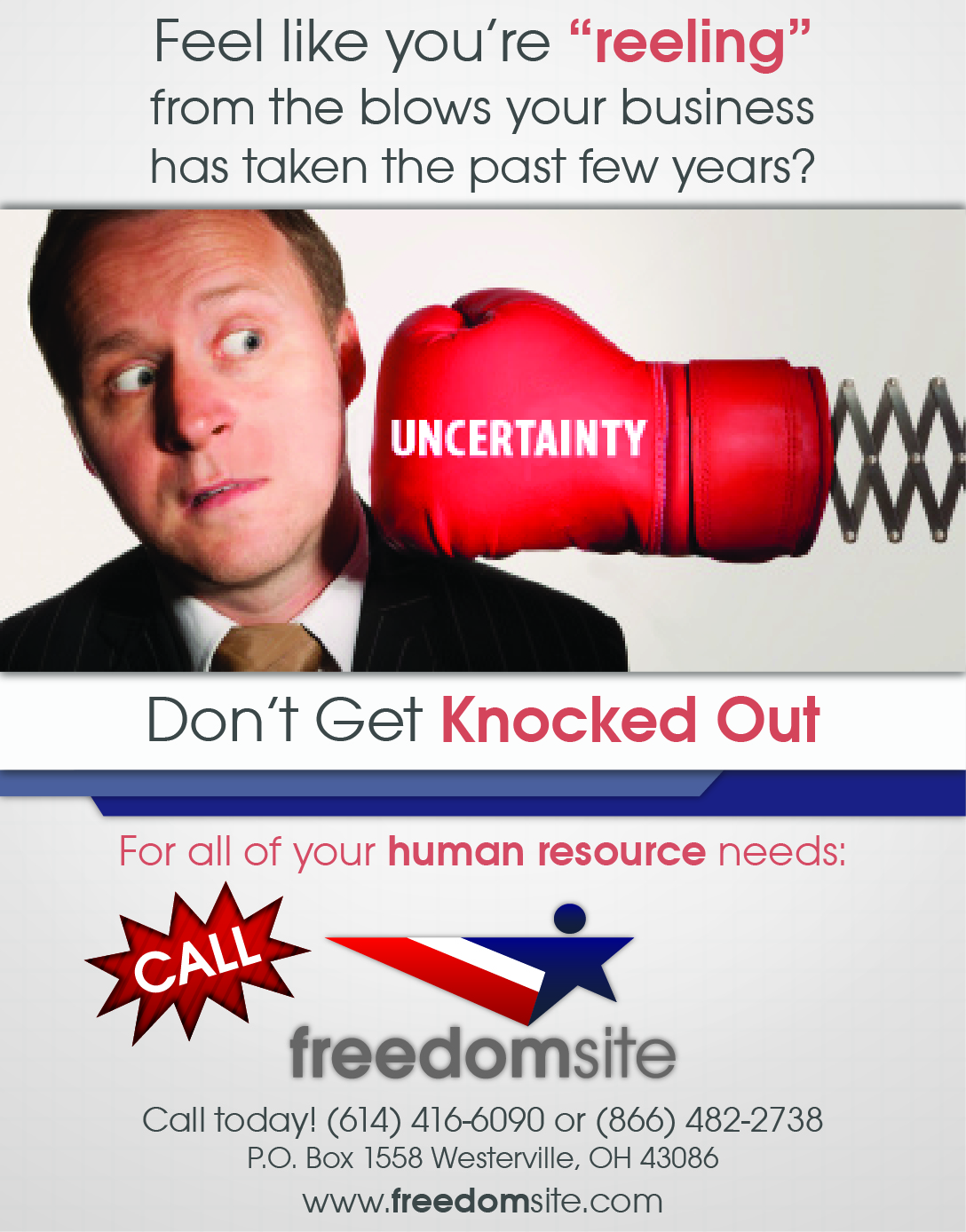 Freedomstaff Uncertainty CBP Ad