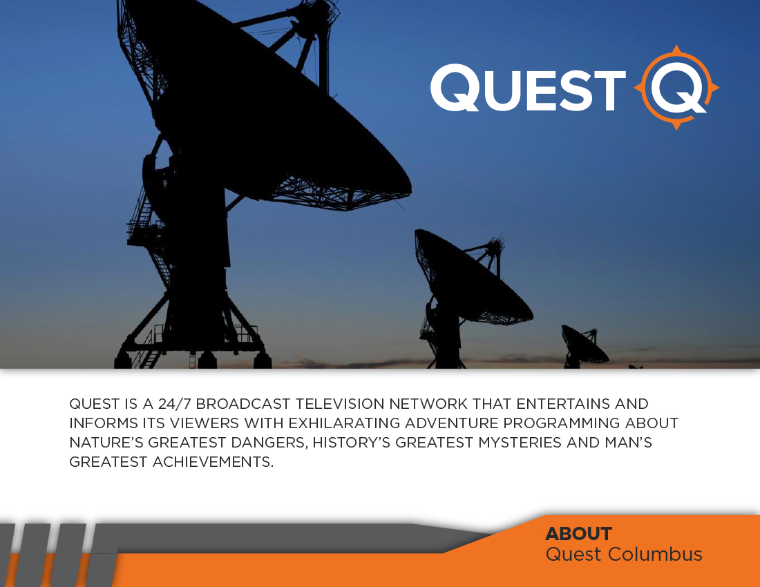 Quest TV Network Media kit page 02